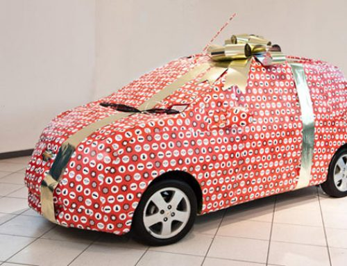 Los 12 regalos de Navidad para los amantes de los coches y las motos